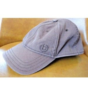 Bughatti Hat Fitted Baseball Cap Brown Car Fan